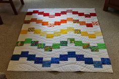 As a pattern designer, I love to see the quilts made using my patterns. And in the month of February, there were a number of quilts that w. Bargello Quilts, Scrappy Quilts, Easy Quilts, Small Quilts, Quilting Projects, Quilting Designs, Quilting Tutorials, Art And Craft Videos, Charm Quilt