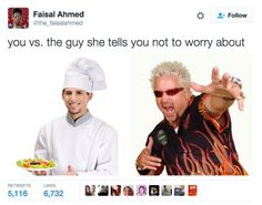 The most confusing but compelling meme of our time. Stupid Guys, Stupid Memes, Dankest Memes, Funny Memes, Jokes, Guy Fieri Meme, Guy Feiri, Haha Funny, Lol