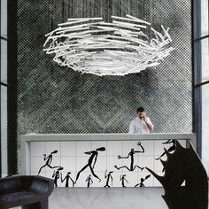 Nest | Yellow Goat Design - Custom Lighting
