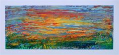 """Mississippi Delta Sunset"" by Vicki Wood"