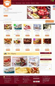 SM Bakery - Responsive Food Store Magento eCommerce Theme