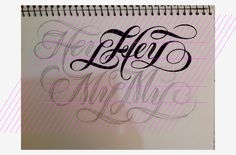 I have just signed up to Molly Jacques The Art of Modern Calligraphy skillshare class. Wanna join me?