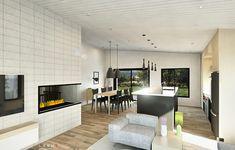Plan de maison Ë_146 | Leguë Architecture Modern House Floor Plans, Contemporary House Plans, Plane, Drummond House Plans, Best Investments, House Design, How To Plan, Interior Design, Furniture