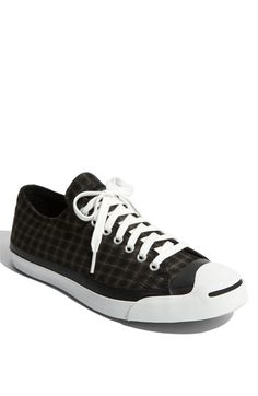 faf37a5aa99 Converse  Jack Purcell LTT  Sneaker in Old School Plaid Converse Jack  Purcell