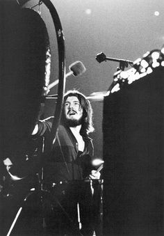 John Bonham (05/31/1948 - 09/25/1980) was an English musician & songwriter, best known as the drummer of Led Zeppelin. Rolling Stone readers named him best drummer of all time in 2011.