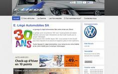 Liégé Garage fait confiance à Web4clients pour la création de son nouveau site Internet | Agence Web4