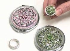 Inspirational Epoxy Resin Clay Jewelry Tutorials - The Beading Gem's Journal