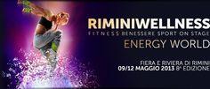 Offerta speciale per tutti gli sportivi che si recheranno al Rimini Wellness che si svolgerà dal 9 al 12 magio 2013. Offerta hotel Riccione sul mare per Rimini