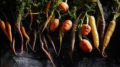 Carrot and coriander soup recipe : SBS Food Carrot Salad, Carrot Soup, Carrot Cake, Carrot And Coriander Soup, Fresh Coriander, Sbs Food, Braised Beef, Beef Casserole, Corn Chowder