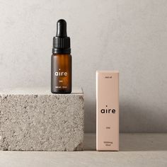 Aire's signature mid-strength blend — all hemp, blended terpenes, refined hempseed oil and of CBD. Craft Packaging, Packaging Design, Trade Association, Acne Spots, Photo Products, Pure Products, Hair Serum, Branding Kit, Beauty Packaging