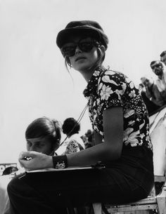 Although Rindt worked as a model, she is best known for her days spent trackside, timing her husband's laps. Here's a look at five ways in which. Rolex Paul Newman, Paul Newman Daytona, Normal Models, Jochen Rindt, Cosmograph Daytona, Before I Sleep, Green Hats, Christian Bale, Bold Fashion