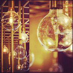 Lighting design // custom light // industrial style // sill design // lighting ideas // karavasilidesign