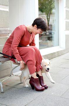 Outfit Teddy Jumper Von Jan N June Ethische Mode Vegane Mode Und Nachhaltige Mode