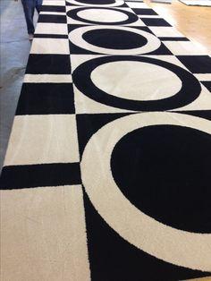 Custom Circles Pattern Floor Coverings By Cpa Denver Co