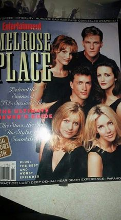 Mp Melrose Place, Bad Hair Day, Denial, Scandal, Soaps, Lust, Death, Good Things, Sexy