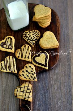 Kruche ciasteczka bezglutenowe