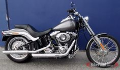 2014 Harley-Davidson Softail Standard 1690 (FXST)