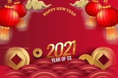 Customize this design with your video, photos and text. Easy to use online tools with thousands of stock photos, clipart and effects. Free downloads, great for printing and sharing online. Poster. Tags: chines new year, chinese 2021, year of ox, New Year, Chinese New Year , Chinese New Year Chinese New Year Poster, New Years Poster, Chines New Year, Share Online, Beautiful Posters, New Year Celebration, Free Downloads, Got Print, Social Media Graphics