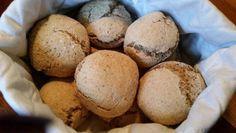Snabba frukostbullar utan jäst   Mitt kök Kitchen Witch, Deserts, Muffin, Brunch, Gluten, Snacks, Vegan, Chocolate, Vegetables