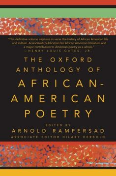 Oxford Anthology of African-American Poetry http://library.sjeccd.edu/record=b1132260~S1