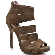 Stunning Women Shoes, Shoes Addict, Beautiful High Heels  BCBGeneration Women's Jazzie - Dark Spice