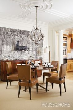 Photo Gallery: Inviting Dining Rooms | House & Home