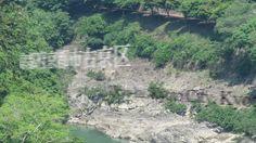Oi-gawa River 大堰川(京都府京都市右京区 Ukyo-ku, Kyoto City, Kyoto Prefecture):Japan Landscape 日本の風景