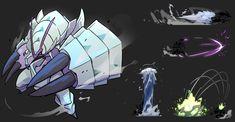 Pokemon, Game Concept, Concept Art, Arte Gundam, Cobalt, Magic Design, Magic Art, Character Design References, Cultura Pop