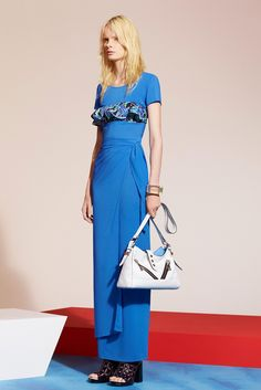 eleonora baumann and irene hiemstra for kenzo resort 2014   visual optimism; fashion editorials, shows, campaigns & more!