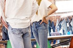Levi's 501 Tailored Denim Are a Stylish Staple - Vogue