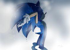 Sleeping Sonic by KonKonna on DeviantArt Sonic Dash, Sonic 3, Sonic Fan Art, Shadow The Hedgehog, Sonic The Hedgehog, Sonic Franchise, Sonic And Shadow, Twilight Sparkle, Happy Birthday