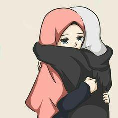 Birthday girl drawing anime art 43 Ideas for 2019 Cartoon Girl Images, Girl Cartoon, Cartoon Art, Bff Drawings, Cartoon Drawings, Hijab Drawing, Islamic Cartoon, Hijab Cartoon, Islamic Girl