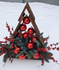 Christmas Wood Crafts, Rustic Christmas, Christmas Photos, Christmas Projects, Simple Christmas, Holiday Crafts, Christmas Holidays, Christmas Wreaths, Christmas Ornaments