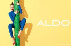 Aldo Shoes Spring 2012 Ad Campaign