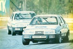 Ford Sierra, South African Rugby Players, Sport Cars, Race Cars, Alfa Romeo Gtv6, Ford Motorsport, Mid Size Car, Ford Rs, Porsche 944