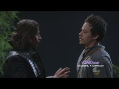 "▶ Once Upon A Time 3x08 ""Think Lovely Thoughts"" (HD) Neal and Rumple / Wendy Sees Neal Again - YouTube"