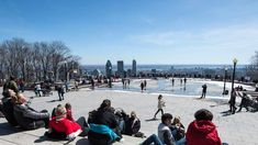 Belvedere Of Mount Royal Montreal Montreal, Attraction, Dolores Park, Travel, Trips, Viajes, Traveling, Outdoor Travel, Tourism