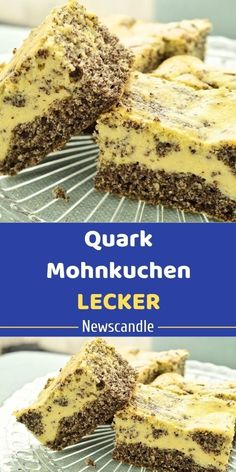 Ingredients For the dough: 250 gmeat quark 250 gmucker 250 gmehl 200 mlöl 200 gmoh . Easy Bread Recipes, Cookie Recipes, Dessert Recipes, Dessert Simple, New Cake, Food Cakes, Recipe For 4, Easy Desserts, Bakery