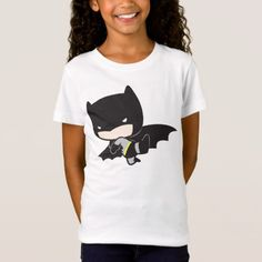 Chibi Batman T-Shirt - tap to personalize and get yours