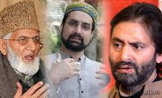 Hurriyat hails unanimous support of Pakistan's political ruling elite - The Nation