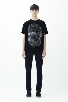 Christopher Kane - Spring 2014 Menswear - Look 7 of 19