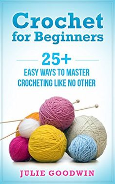 Free Kindle Book - [Arts & Photography][Free] Crochet for easy ways to master crocheting like no other (step,crochet,how, beginners,patterns) Crochet Stitches For Beginners, Beginner Crochet Tutorial, Beginner Crochet Projects, Crochet 101, Crochet Amigurumi, Crochet Instructions, Crochet Videos, Crochet Basics, Learn To Crochet