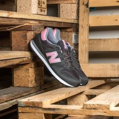 New Balance GW500GSP Grey/ Pink/ Silver - Footshop
