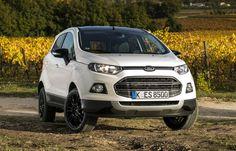 Essai auto : on a testé le Ford EcoSport