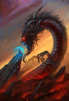 Orbo Dragon by baklaher on DeviantArt