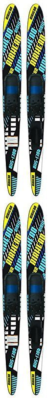Waterskis 71175: Airhead Ahs-1300 Combo Water Skis -> BUY IT NOW ONLY: $204.6 on eBay!