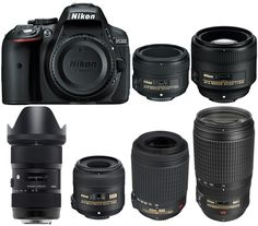 Nikon D5300 is a mid-range APS-C DX DSLR camera released in 2013. D5300 is the successor of Nikon D5200, which has most same specs expect the Expeed 4 processor. So recommended lenses for D5200 are similar to D5300. Today, we are going to showing you a list of recommended lenses for Nikon D5300