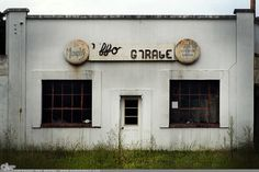 """Picture-A-Day (PAD n.1507) """"ffo Garage"""" ~Amy, DangRabbit Photography"""