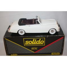 SOLIDO 1950 CHEVY ARMY MILITARY # 4506 1:43 DIE CAST MADE IN FRANCE