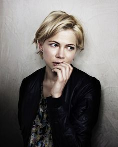 Portrait de Michelle Williams par le photographe : Jérome Bonnet
